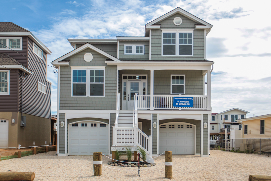 1374 paul new construction in beach haven west new for New home builders in new jersey