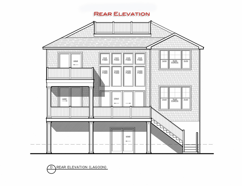 New Home Construction by Janzer Builders - 75 Weaver Dr (Beach Haven ...