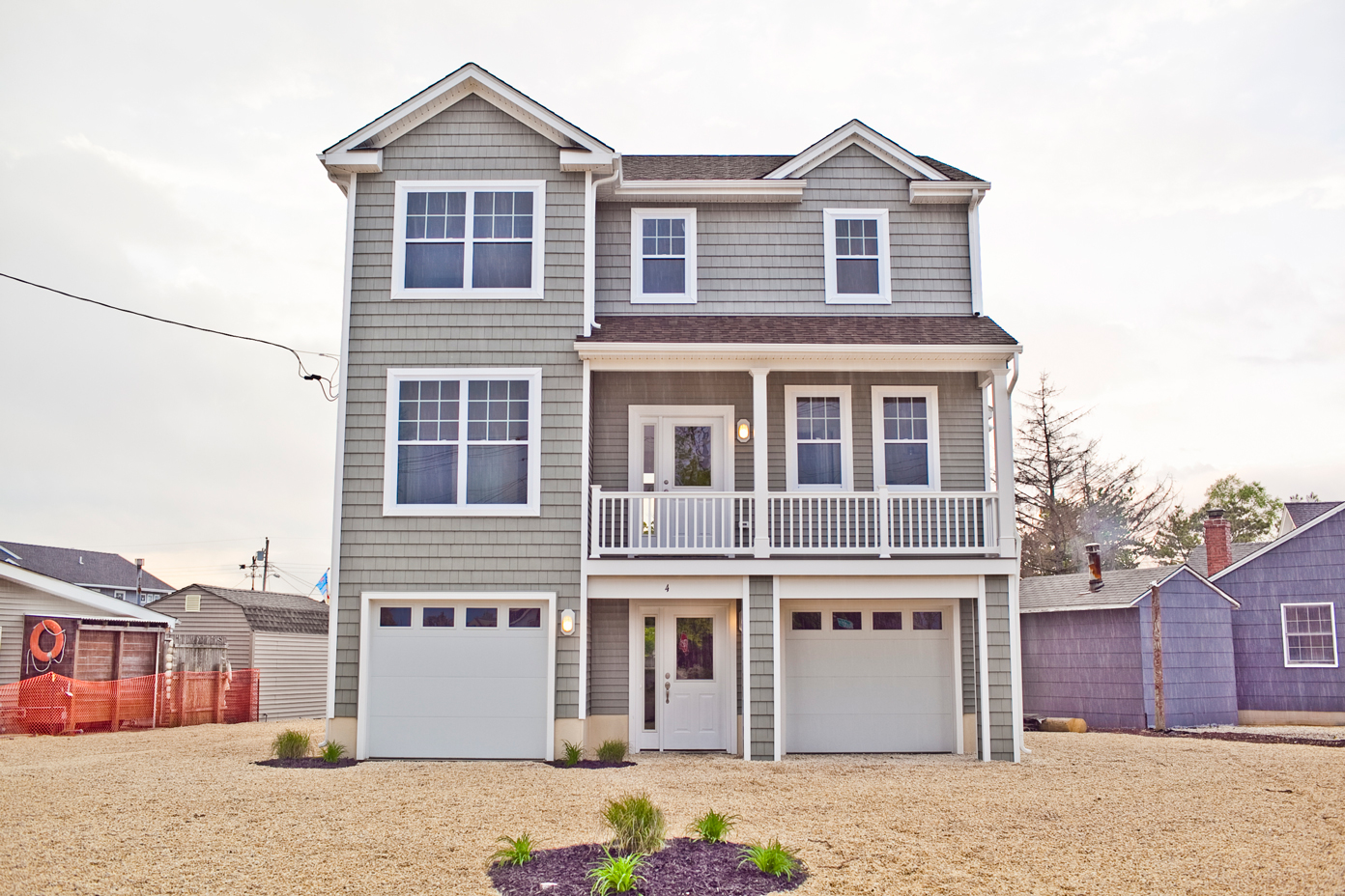 4 budd new home construction in beach haven west new for New jersey home builders